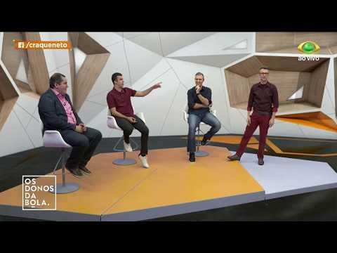 Os Donos Da Bola - 30/05/2018 – Parte 2