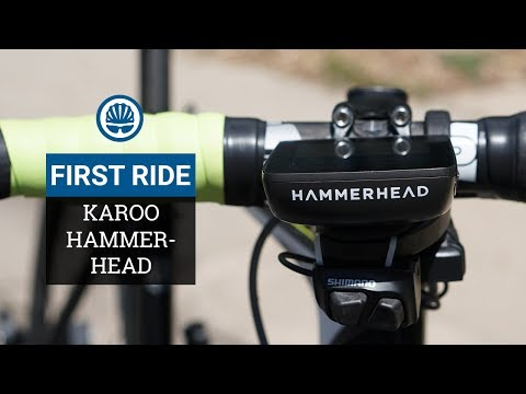 Hammerhead Karoo  Prototype First Ride