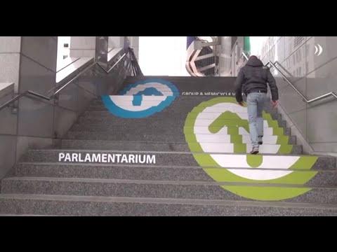 Trainees Meet Trouble – Tales Of EU Internships -EP (pilot)