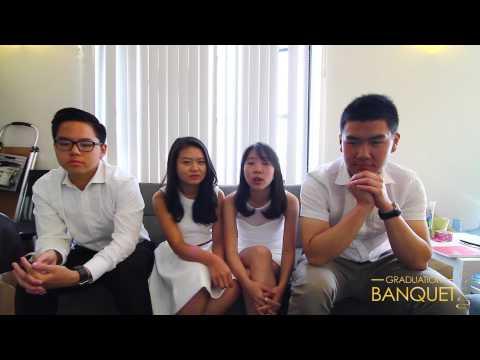 Berkeley Indonesian Student Association - Graduation Banquet Interviews