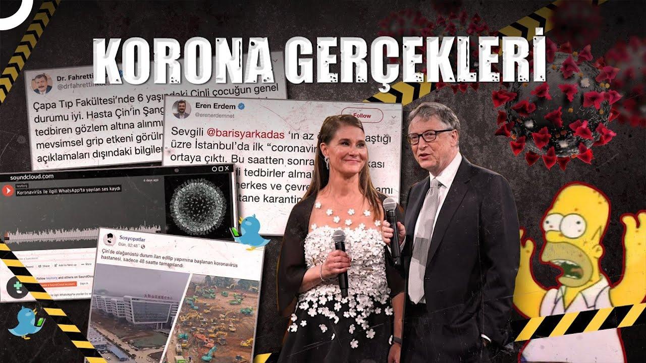 Bize Yalan Söylediler - Corona (Korona) Virüs Hakkında Yayılan 10 Yanlış Bilgi (18. Bölüm)