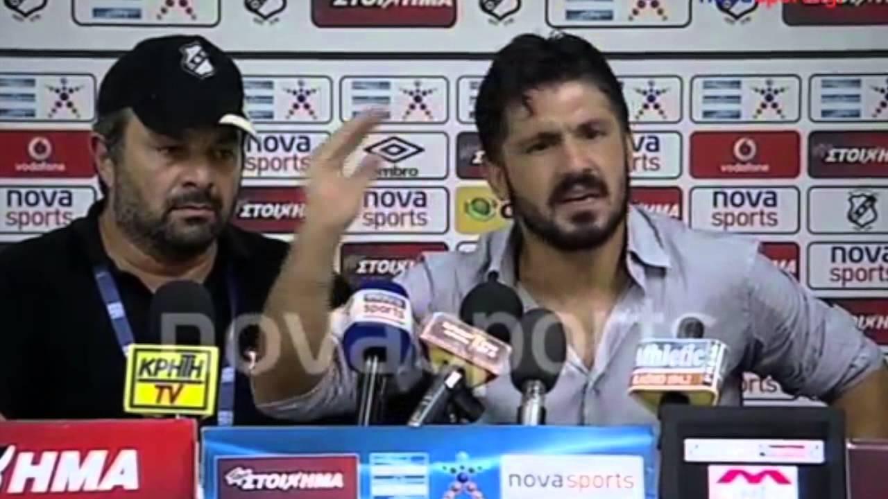 Gattuso - Too much MALAKIA!