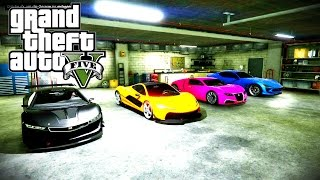 GTA 5 - TOP 5 AUTOS -Deutsch- (Lets Play #83) Grand Theft Auto Story