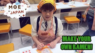 【Maids Of England】【MOE in Japan!】CUP NOODLES MUSEUM!!