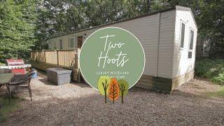 Two Hoots Norfolk - A luxury woodland holiday home - Kelling Heath