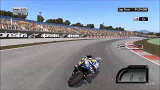 MotoGP 14 - Valentino Rossi Gameplay [HD]