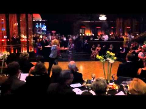 Dr. Rony Najjar HEALS Dancing With The Stars 2010