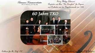 Georg Philipp Telemann - Rezitativ und Arie für Sopran und Orchester