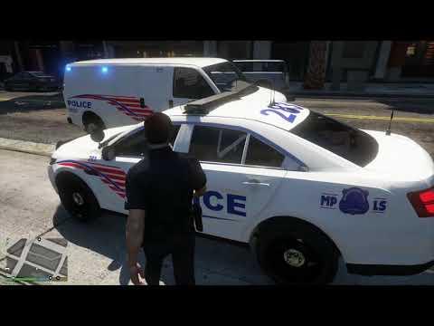 【GTA5 LSPDFR】The Police ~ロスサントス市警 業務日誌~【#6-2 FPIS】
