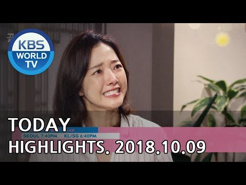 Today Highlights-Love To The End E43/Sunny Again Tomorrow E98/Matrimonial Chaos E1.2. [2018.10.09]