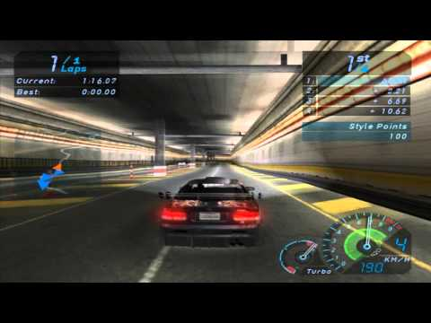 Need For Speed: Underground - Race #99 - Mistakes Are Costly (Sprint)