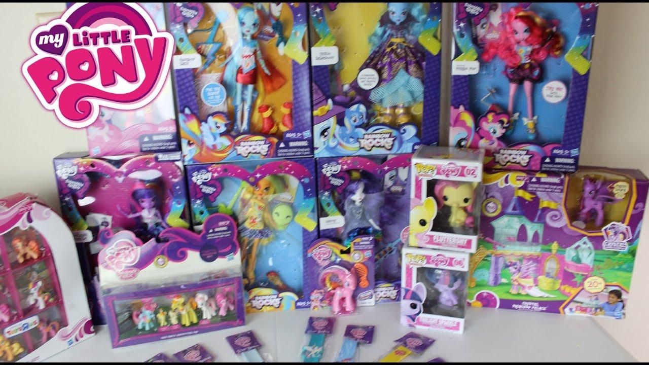 Coleccion Juguetes de My Little Pony en Español|Mundo de Juguetes ...