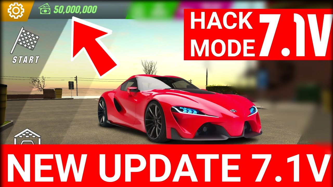 NEW UPDATE CAR PARKING MULTIPLAYER SCRIPT 7.1v | WAU GARAGE