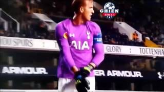 Throwback to when Harry Kane attempted to be Tottenham Hotspur's new goalkeeper.[FootballMinute]