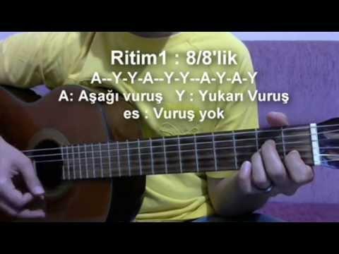 Gitar Dersi - Yonca Lodi Oniki Ay (12 Ay)