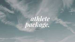 ATHLETE PACKAGE | forced.