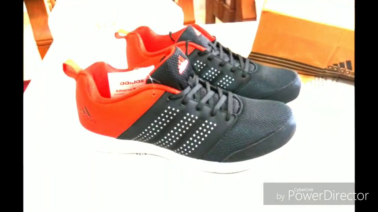 new styles 09591 22bdb Adidas Running Shoes, Unboxing of Best Running Shoes, Adidas Adispree Red Shoes  Myntra
