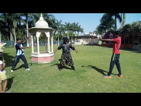 Manoj Gupta wushu warrior martialart coach