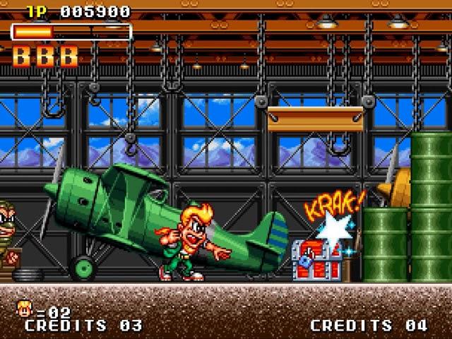 Jouez à Spin Master sur SNK Neo Geo grâce à nos bartops et consoles retrogaming