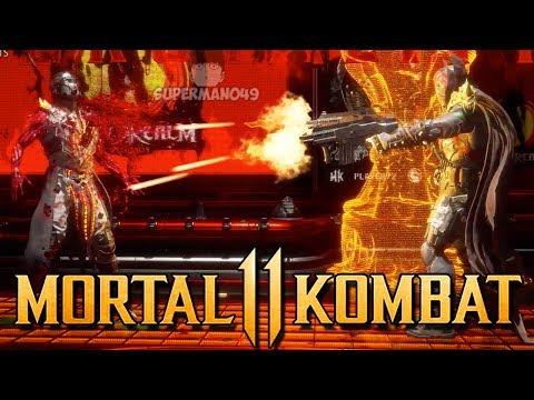 "SPAWN HAS AMAZING BRUTALITIES! - Mortal Kombat 11: ""Spawn"" Gameplay"