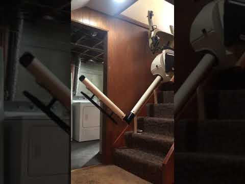 basement stair lift
