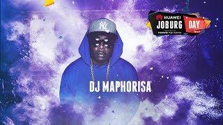 DJ Maphorisa at #HuaweiJoburgDay