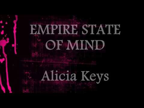 Empire State Of Mind  - Alicia Keys || Lower Key Karaoke (-1)