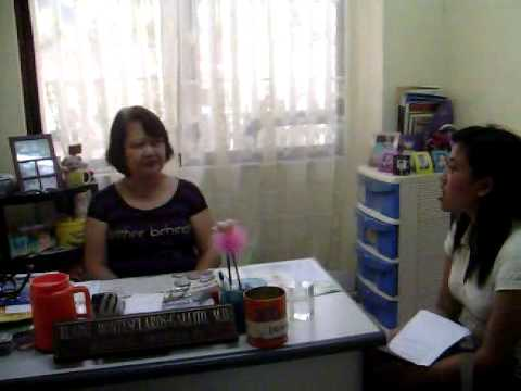 brgy luz- interview