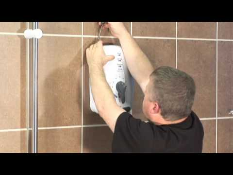 """Electric Showers: """"How to commission the Triton Safeguard Care"""" video from Triton Showers"""