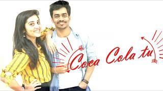 Luka Chuppi : Coca Cola Tu   Dhruvi & Omkar   Dance Choreography   Kartik A   Kriti S