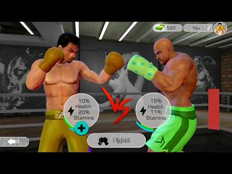World Boxing 2019: Punch Boxing Fighting Game Android Gameplay HD