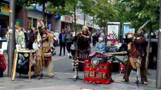 Red Indian Music (South American Tribal song)