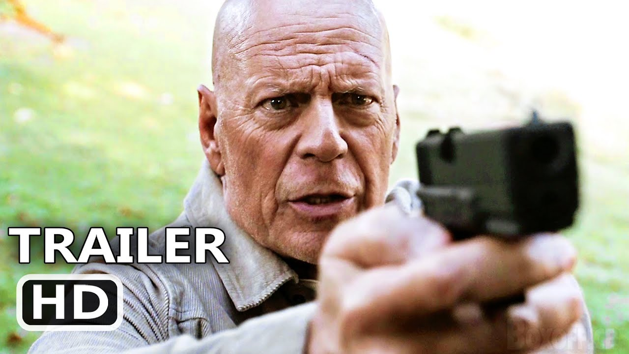 Download OUT OF DEATH Trailer (2021) Bruce Willis