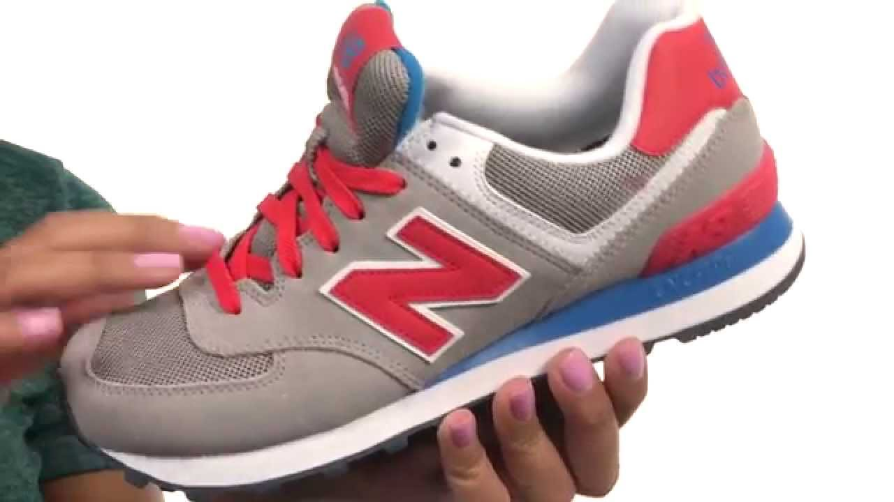 new balance 574 core plus sneakers