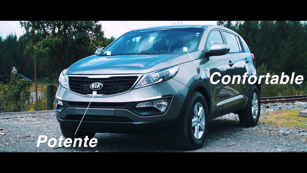 Test Drive Kia Sportage R 2018 Youtube