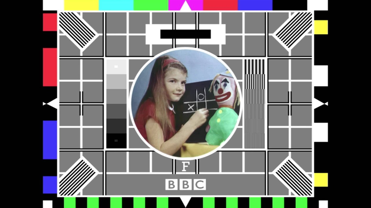 Bbc Picture: BBC HD Test Cards 26-03-2013