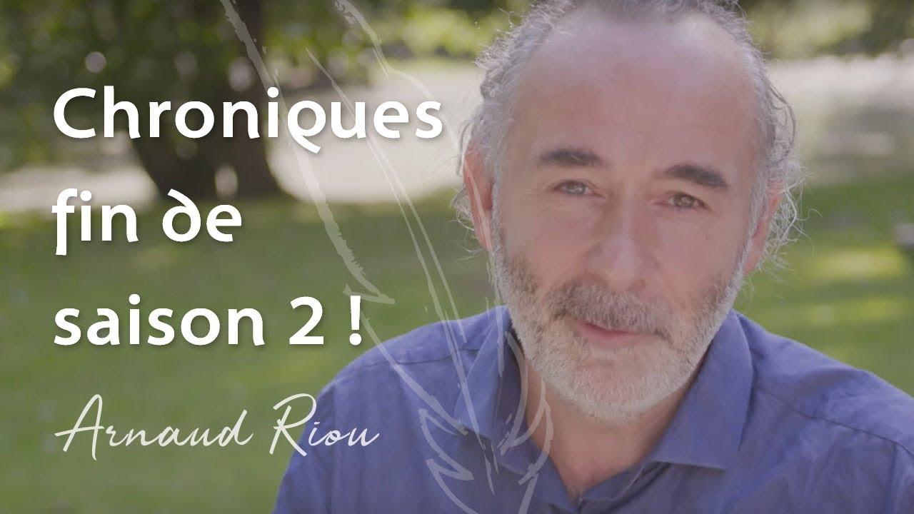 Fin de saison 2 - Arnaud Riou