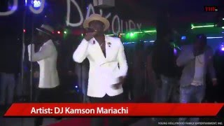 DJ Kamson Mariachi Performing at Zoodo Night Club 12/18/15
