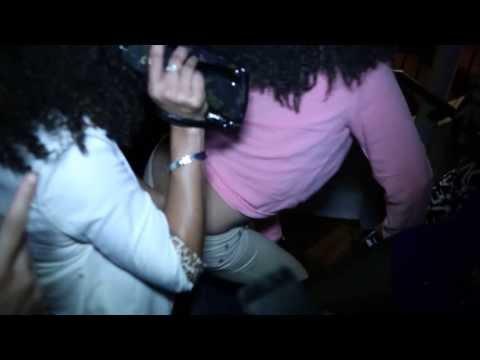 Black Lesbians In The Club