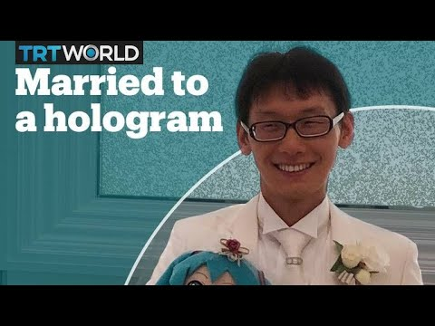 Heath West - Japanese Man Is Married To A Hologram