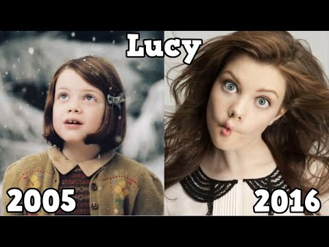 The Chronicles of Narnia Before and After 2016