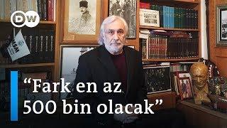 Müjdat Gezen: İmamoğlu 500 bin farkla gelecek - DW Türkçe