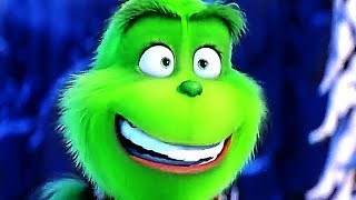 LE GRINCH Bande Annonce VF Animation 2018
