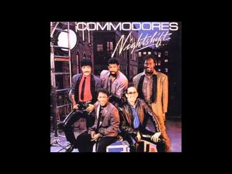 Commodores Night Shift 1985