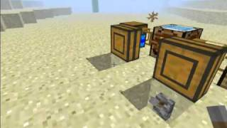 Buildcraft Inventions Part - 2 - Automatic Wooden Gear Maker