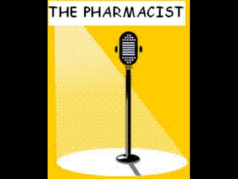 A Seriously Funny Joke   -  The Pharmacist