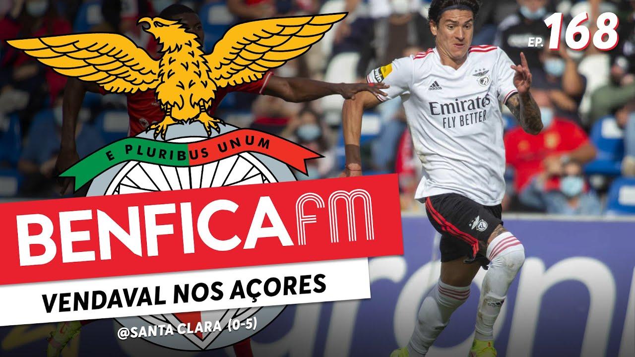 BENFICA FM #168 - Santa Clara x Benfica (0-5)