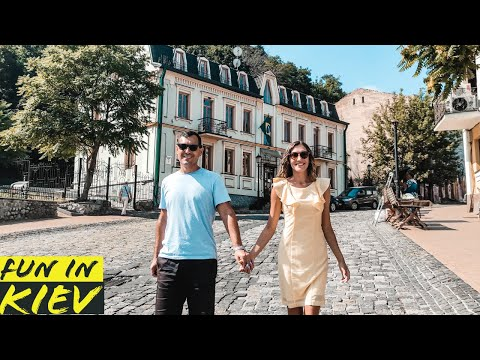 Fun Things To Do In Kiev, Ukraine With Friends | What To Do In Kyiv | Kyiv In Summer 2021 Kiev Vlog