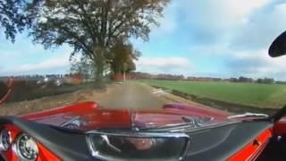 Alfa Romeo Giulietta Spider 360 degree VIRTUAL TEST DRIVE - ClassicarGarage Marc Vorgers
