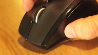 Logitech Marathon Mouse M705 Review